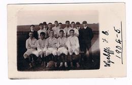UK2643     READING : Football Club  1905 ( RPPC ) - Reading