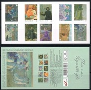 OCB Nr 4323/32 B138 Carnet 138 Theo Van Rysselberghe MNH !!!! - Booklets 1953-....