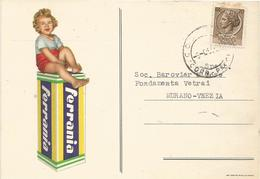 FERRANIA RAPP. ROSARIO RICCIO COSENZA - Publicité