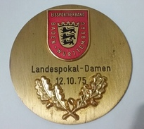 1975 Eisportverband Baden-Württemberg - Landespokal - Damen - Professionals/Firms
