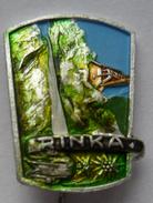 Mountain, Climbing - Slap Rinka  PINS BADGES C - Alpinism, Mountaineering
