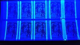 Variété De Phosphore: CARNET Sagem Sans 20g : Marianne De Ciappa: Bandes De Phospho Soudées - Carnets