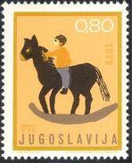 Yugoslavia 1972 Children's Week MNH - 1945-1992 République Fédérative Populaire De Yougoslavie