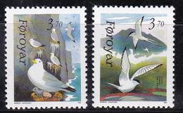 Féroé (Iles) 1991 N°Y.T. : 213 Et 214 ** - Féroé (Iles)