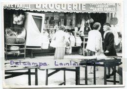 -  MARSEILLE - Belle  Photo - Droguerie, Marseille, La Belle Famille, Pub Savon De Marseille, TBE, Reproduction, Scans. - Reproductions