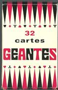 Jeu De 32 Cartes GRIMAUD, Grand Format 11 Cm X 16.9 Cm Ediclub Rombaldi - Jeux De Société