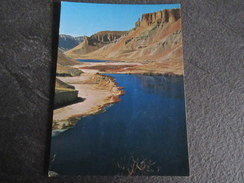 CP - The Famous Lakes Of Band - I - Amir -  AFGHANISTAN - Afghanistan