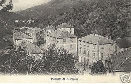 Picarello Di S. Olcese (Genova) Panorama F.p. - Genova