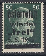 1945 Local Losenstein MH* - Austria