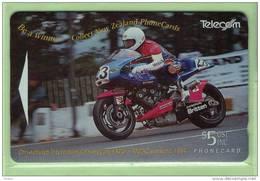 New Zealand - 1994 Christchurch Phonecard Expo - $5 Britten V1000 Superbike - NZ-E-14 - Mint - Neuseeland