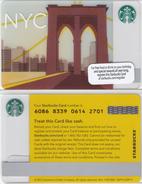 Starbucks - USA - 2012 - CN 6086 SB21 - Gift Cards