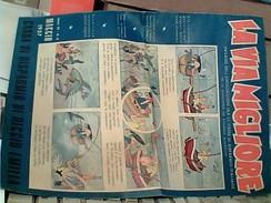 Giornalino La Via Migliore Maggio1957 Cassa Risparmio Reggio Emilia  FUMETTI E NOTIZIE SPORT CALCIO FOTO SCOLARI FY - Divertimento