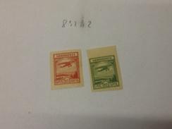 83242) RUSSIA 1926 Aerei-N. A 12-13-nuovi**