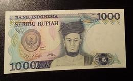 Indonesia Replacement. 1000 Rupiah 1987. UNCIRCULATE. - Indonesien