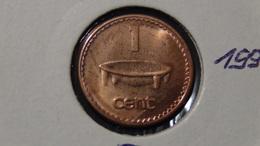Fiji - 1992 - 1 Cent - KM 49a - XF - Look Scan - Fidschi