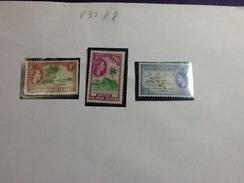 83288) Isole Salomone1964 Serie Corrente Tipi Del 1956-n. 101+7+9 Nuovi** - Isole Salomone (1978-...)