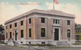 Kansas Manhattan Post Office - Manhattan