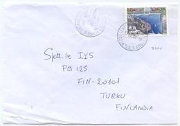 1999 EUROPA  L. 900 ISOLATO 17.3.99 BUSTA X FINLANDIA RARA DESTINAZIONE E OTTIMA QUALITÀ (7010) - 6. 1946-.. Repubblica