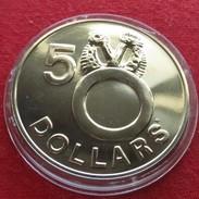 Solomon Isl 5 $ 1978 Minted 544 Pieces - Salomonen