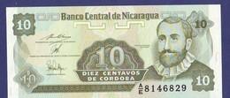 Nicaragua 1991 10 CENTAVOS DE CORDOBA UNC - Nicaragua