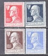 ITALY  188-91   * - 1900-44 Vittorio Emanuele III