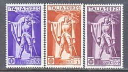 ITALY  C 20-22   * - 1900-44 Vittorio Emanuele III