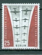 BERLIN - Mi-Nr. 188 - Beendigung Blockade Berlin Postfrisch - Ungebraucht