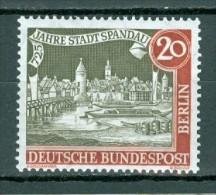 BERLIN - Mi-Nr. 159 - 725 Jahre Stadt Spandau Postfrisch - Ungebraucht