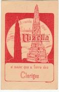 Portugal * Sabonetes Vizella * (7.5x5cm) - Publicidad