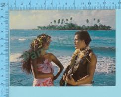 Tahiti - Song On A Beach  - 2 Scans - Tahiti