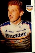 EDWIG VAN HOOYDONCK         VOIR DOS        ...CPM - Cycling