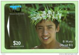 Cook Islands - 1995 Second Issue $20 Ei Katu - Mint - Cook Islands