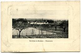 VERRIERES LE BUISSON - Verrieres Le Buisson
