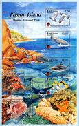 SA0307 Sri Lanka 2014 Aquatic Creatures S/S MNH - Sri Lanka (Ceylon) (1948-...)