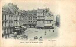 CALAIS COIN DE LA PLACE D'ARMES - Calais