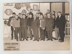 PHOTO 175 X 120 Mm CHATILLON SUR SEINE (Côte D'Or) - Formation Commerciale Technique JOHN DEERE Promotion Stagiaires - Anonymous Persons