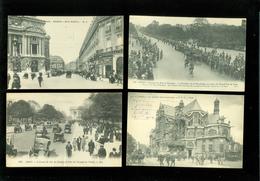 Grand Lot De 500 Cartes Postales France  Paris ( Genre Drouille ) Groot Lot Van 500 Postkaarten Frankrijk Parijs (brol )