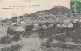 Carte Postale Ancienne De Hyéres Les Palmiers  Vue Generale - Hyeres