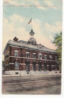 Etats Unis - Giorgia - Brunswick - Custom House And Post Office  : Achat Immédiat - Etats-Unis