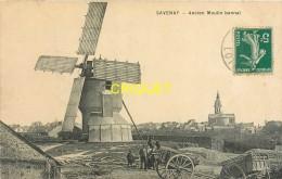 44 Savenay, Ancien Moulin Bannal, Animation, Charrettes...., Belle Carte - Savenay