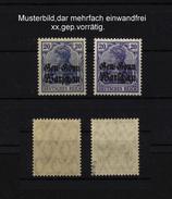 Deutsche Post In Polen,13 C,d,xx,gep. - Besetzungen 1914-18