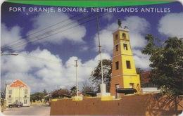 NETHERLANDS ANTILLES  :  BONAIRE - FORT ORANJE . - Antilles (Netherlands)