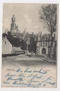 BELGIQUE - ANTOING Le Château, Travaux De Rue, Pionnière - Antoing