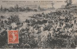 17 / 1 / 428  -  GUERRE  FRANCO-ALLEMANDE  -  Retraite De Sedan-Floing  (1er 10  1870 ) - Other Wars