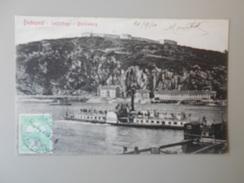 HONGRIE BUDAPEST GELLERTHEGY  BLOCKSBERG - Hongrie
