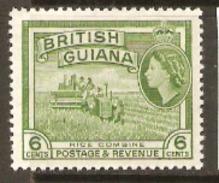 British Guiana 1954 SG 336 Unmounted Mint - British Guiana (...-1966)