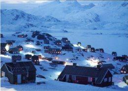 Greenlands Childrens Association Postcard; Ammassalik, Greenland, Foto By Rolf Mueller - Greenland