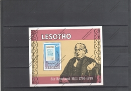 Lesotho Nº Hb 3