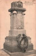 RARE  95 EPIAIS LE MONUMENT DES ENFANTS DE LA COMMUNE - France