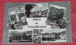 Saluti Da Valdobbiadene :: Carte Multi Vues    --------------- 408 - Treviso